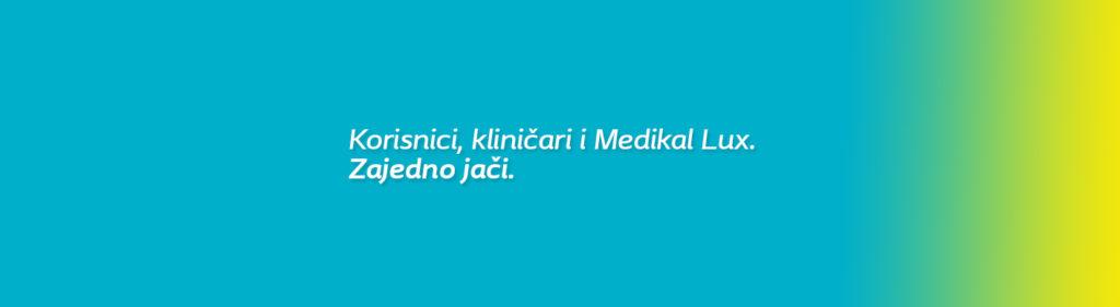 Kontakti Medikal Lux